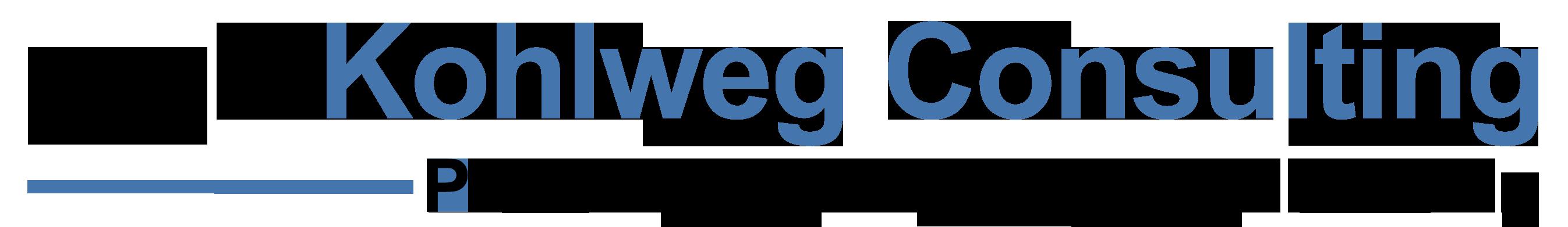 PME Kohlweg Consulting